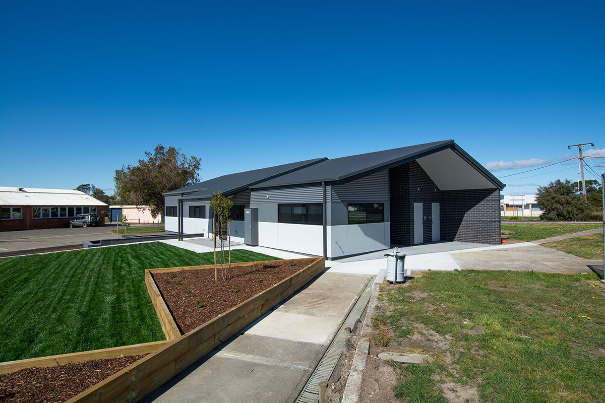 ARTAS Architects, Architects Tasmania, Port Dalrymple upgrade