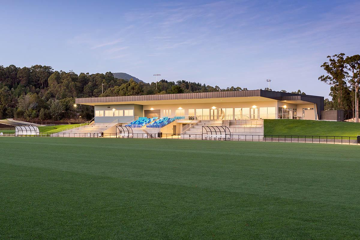 ARTAS Architects, Architects Tasmania, Dial Regional Sports Complex
