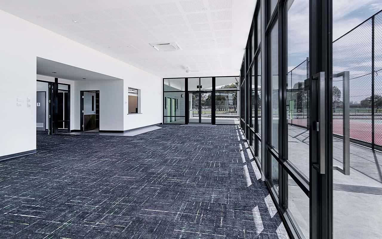 ARTAS Architects, Architects Tasmania, Galvin Park Tennis Pavilion