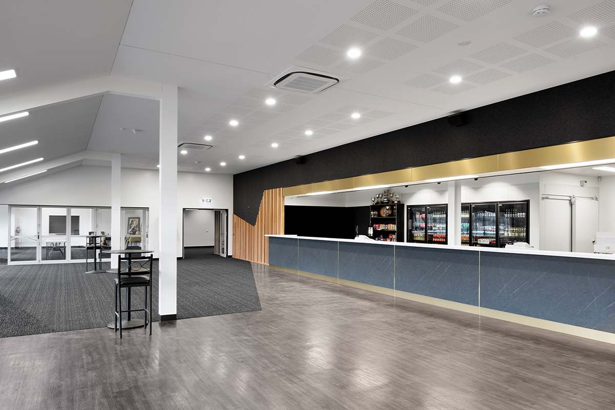 ARTAS Architects, Architects Tasmania, Longford Recreation Ground