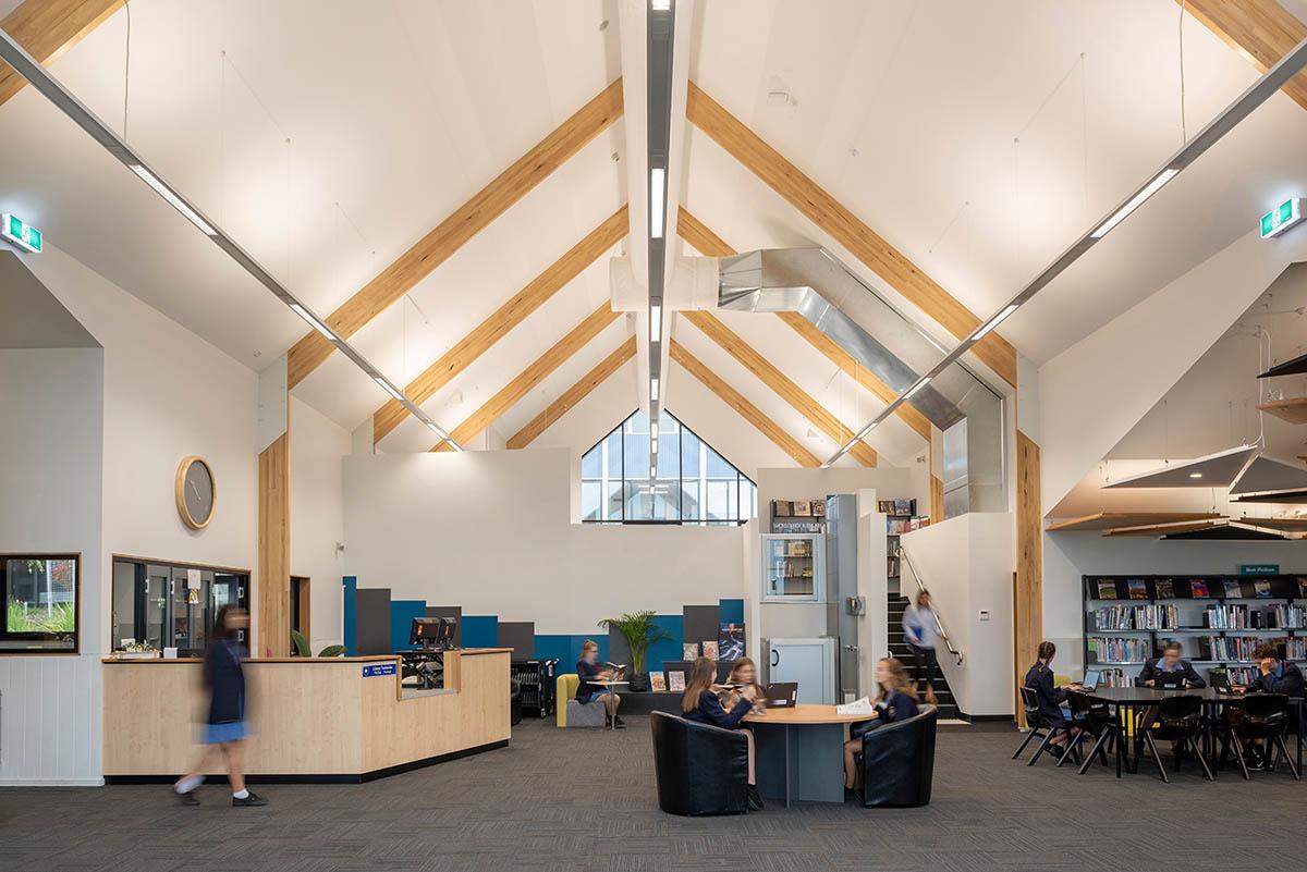 ARTAS Architects, Architects Tasmania, Parklands High School