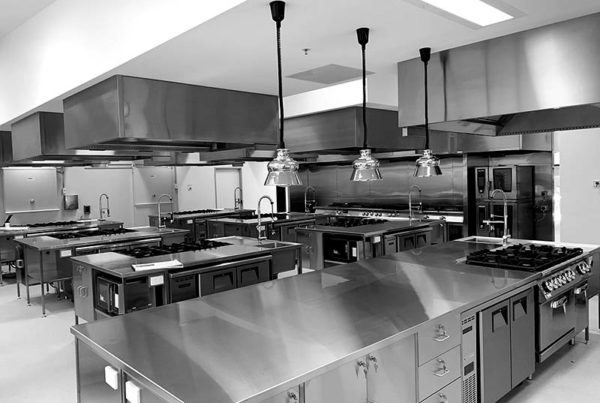 ARTAS Architects, Architects Tasmania, TasTafe Cooking School