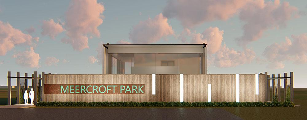 ARTAS Architects, Architects Tasmania, Meercroft Park, 3D Render