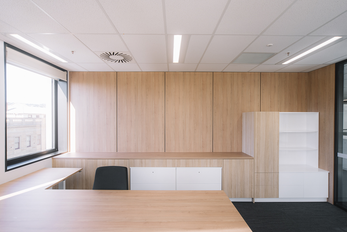 111 Macquarie House, Office Fitout, ARTAS