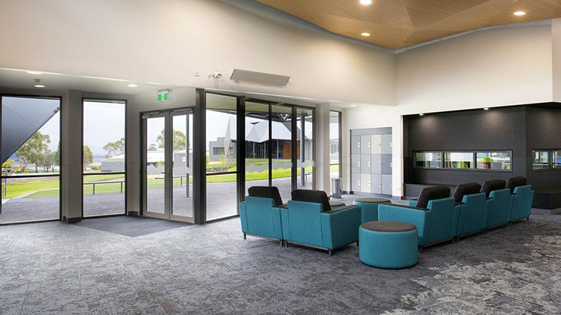 ARTAS Architects, Architects Tasmania, Education Design, Brooks High School