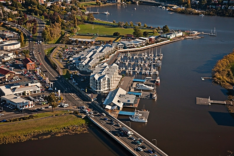 ARTAS Architects, Architects Tasmania, Old Launceston Seaport